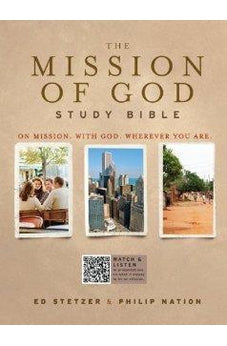 The Mission of God Study Bible, Trade paper 9781433601552