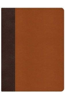 The Mission of God Study Bible, Simulated Leather (Brown/Tan) 9781433602740