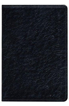 KJV Ultrathin Reference Bible, Black LeatherTouch 9781433603907