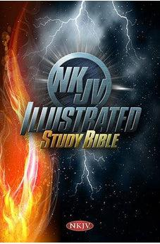 NKJV Illustrated Study Bible for Kids 9781433606250
