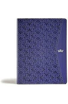 CSB Tony Evans Study Bible, Purple LeatherTouch 9781433606892