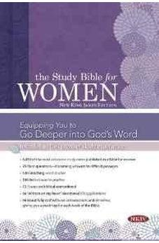 The Study Bible for Women: NKJV Edition, Printed Hardcover 9781433607776