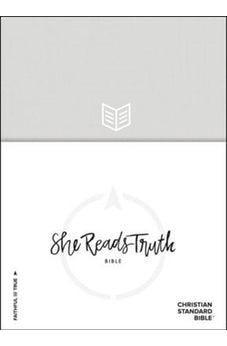 Image of CSB She Reads Truth Bible, Hardcover 9781433613814