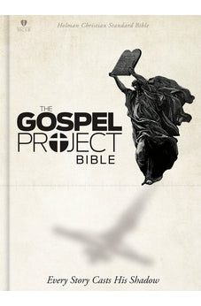 The Gospel Project Bible, HCSB Printed Hardcover  9781433613883