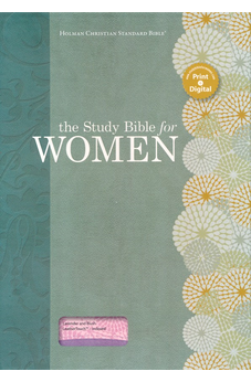 The Study Bible for Women, Lavender/Blush LeatherTouch Indexed 9781433616617