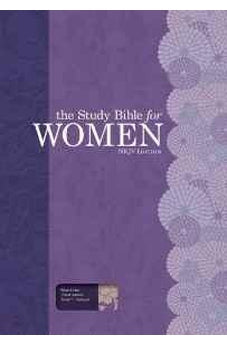 The Study Bible for Women: NKJV Edition, Plum/Lilac Leathertouch, Indexed 9781433617676