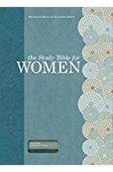 The Study Bible for Women: HCSB Personal Size Edition, Teal/Sage LeatherTouch Indexed 9781433618970