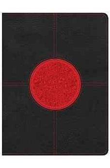 Apologetics Study Bible for Students, Black/Red LeatherTouch 9781433619489