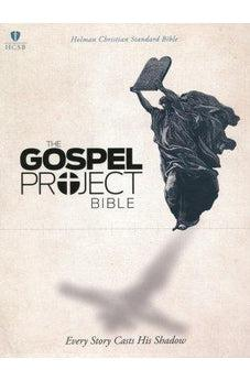 The Gospel Project Bible, Black Cross LeatherTouch 9781433620782