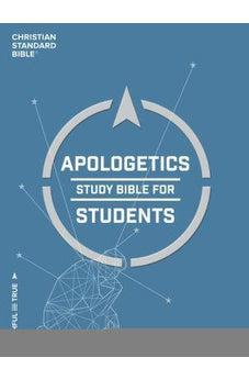 CSB Apologetics Study Bible for Students, Hardcover 9781433644108