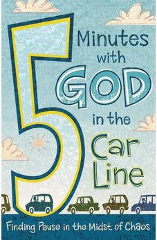 5 Minutes with God in the Car Line 9781433645709