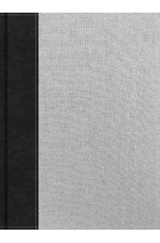 CSB Study Bible, Gray/Black Cloth Over Board, Indexed 9781433648007