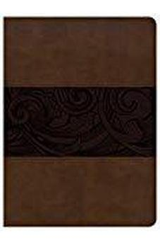 CSB Study Bible, Mahogany LeatherTouch, Indexed 9781433648045