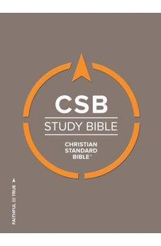 CSB Study Bible, Hardcover 9781433648090