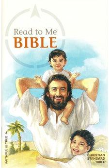 CSB Read to Me Bible (jacketed) 9781433648632
