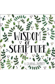 Wisdom of Scripture A Coloring Journey 9781433649226