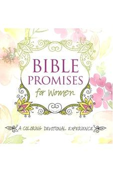 Bible Promises for Women - a Coloring Devotional Experience 9781433649318