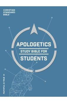 CSB Apologetics Study Bible for Students, Hardcover, Indexed 9781433650581