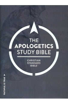 CSB Apologetics Study Bible, Hardcover, Indexed 9781433651199