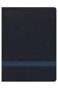 CSB Apologetics Study Bible, Navy LeatherTouch, Indexed 9781433651229
