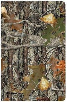 CSB Sportsman's Bible: Large Print Personal Size Edition, Mothwing Camouflage LeatherTouch 9781433651717