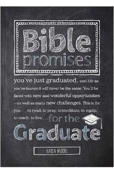 Bible Promises for the Graduate 9781433682193