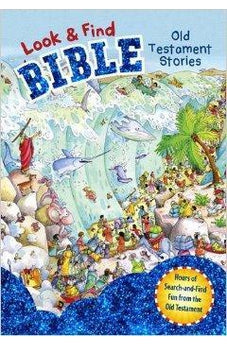 Look and Find Bible: Old Testament Stories 9781433685972