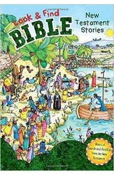 Look and Find Bible: New Testament Stories 9781433685989