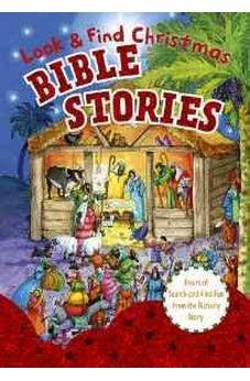 Look and Find Bible Stories: Christmas 9781433687860