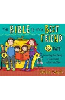 The Bible Is My Best Friend--Flip Book 9781433688157