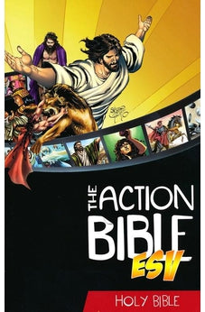 The Action Bible Study Bible ESV 9781434708717