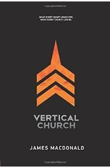 Vertical Church  - Pb 9781434709165