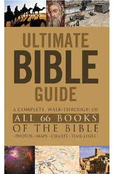 The Ultimate Bible Guide  9781462740840