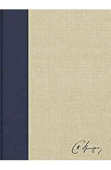 KJV Spurgeon Study Bible, Navy/Tan Cloth-over-Board 9781462741113