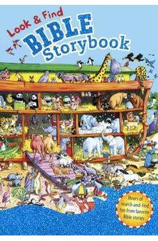 Look & Find Bible Storybook (Look and Find) 9781462745203