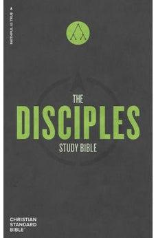 CSB Disciple's Study Bible, Hardcover 9781462753673