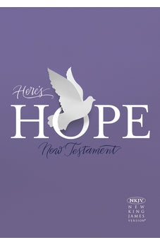 NKJV Here's Hope New Testament 9781462766215