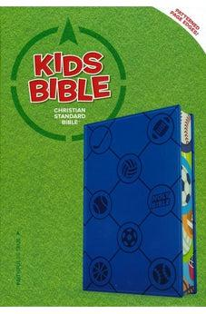 CSB Kids Bible, Sports LeatherTouch 9781462792832