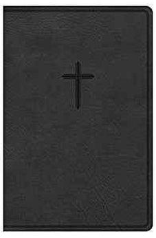 CSB Everyday Study Bible, Black LeatherTouch 9781462796953