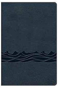 CSB Fisher of Men Bible, Leathertouch 9781535905749