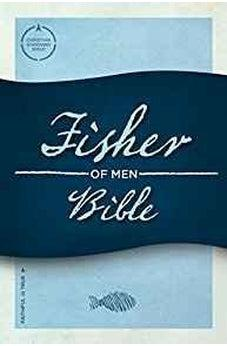 CSB Fisher of Men Bible, Trade Paper 9781535905756