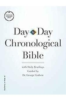 CSB Day-by-Day Chronological Bible, TradePaper 9781535925594