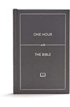 One Hour With The Bible 9781535940436