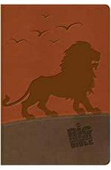The NKJV Big Picture Interactive Bible, Lion LeatherTouch (The Big Picture Interactive / The Gospel Project) 9781535956451
