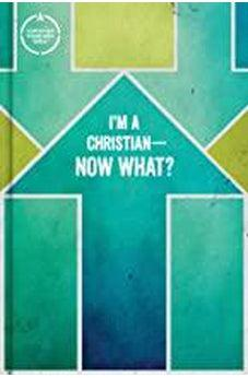 CSB I'm a Christian?Now What? Bible for Kids, Hardcover 9781535965903