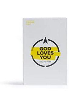 CSB God Loves You Bible for Teens 9781535988636