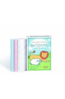 KJV Baby's New Testament - Pink 9781558190429