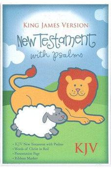KJV Baby's New Testament - White 9781558190443