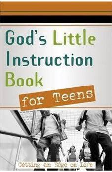 God's Little Instruction Book For Teens 9781562927998