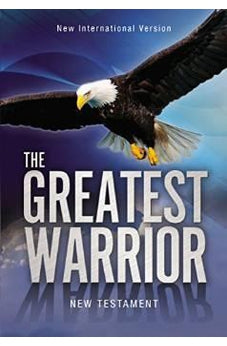NIV, The Greatest Warrior New Testament, Paperback 9781563207815